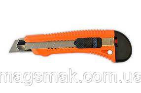 Нож упрочненный 18 мм