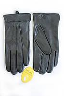 Мужские кожаные перчатки из Козы Средние
