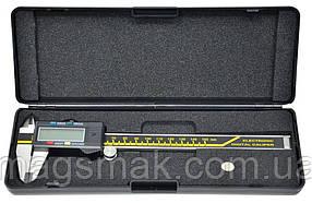 Штангенциркуль электронный 150 мм, точность 0,01 мм