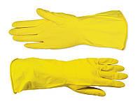 """Перчатки резиновые с внутренним напылением, тип """"Латекс"""" XL"""