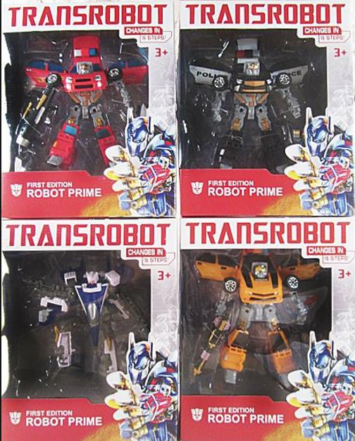 Робот-Трансформер 1005