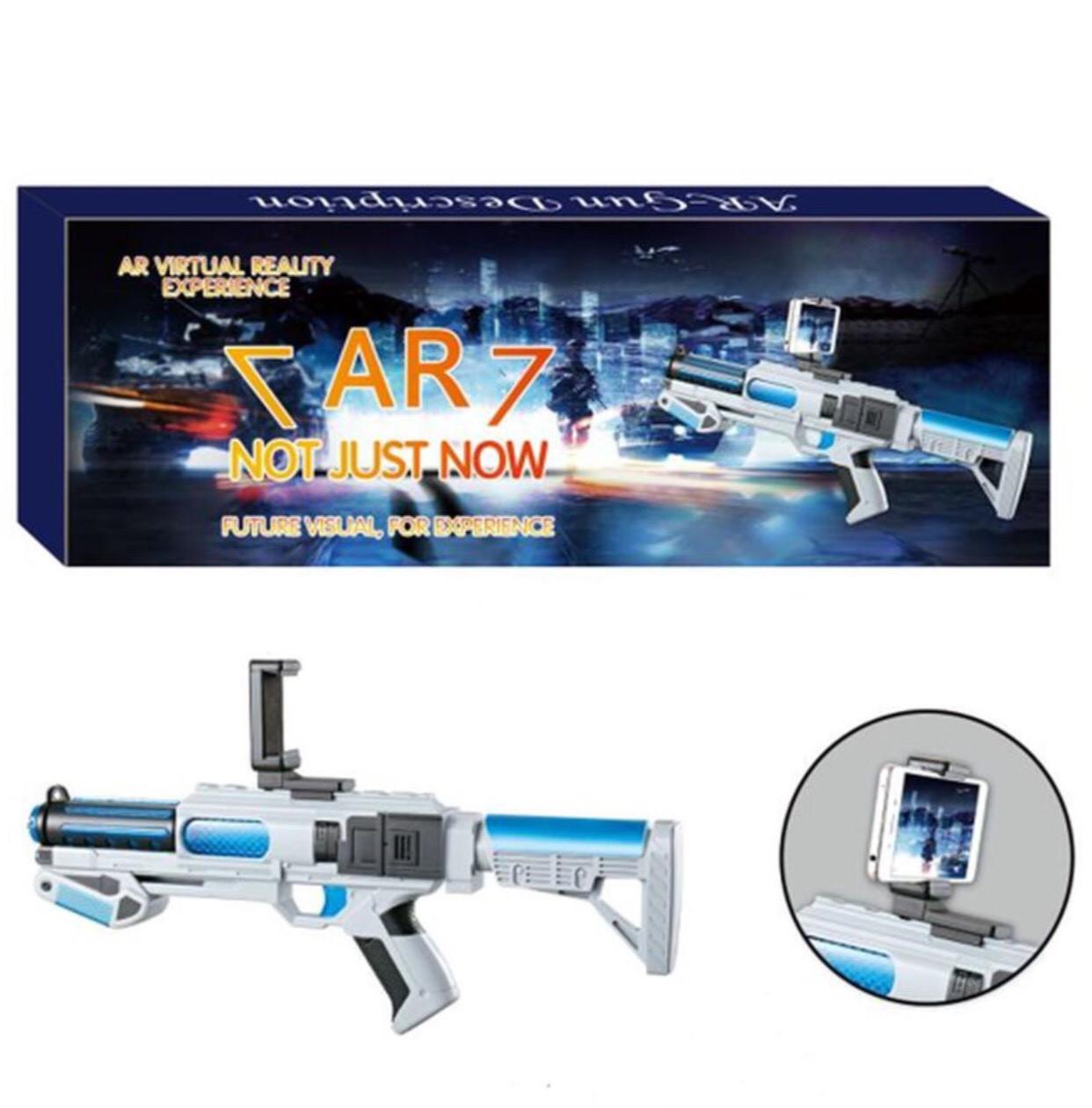 Автомат виртуальной реальности AR Gun AR Q7
