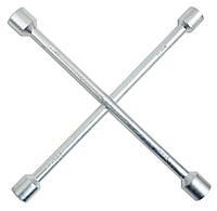 Ключ баллонный Technics, крестообразный 17х19х21х22 мм