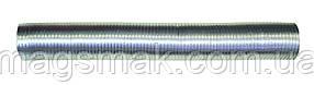 Воздуховод, алюминиевый гофрированный 80 мкм, D 100 мм, L 3 м (10ВА)