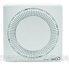 Вентилятор осевой вытяжной, DISC D 100 мм