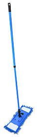 Швабра с гибким шарниром телескопическая ручка