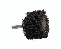 Зачистной круг Orientcraft 40х25 мм. черный (средней жесткости) для дрели.