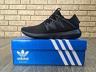Мужские кроссовки Adidas Tubular Radial Black