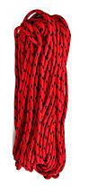 Шнур полипропиленовый плетеный, Украина D 10 мм, 20 м, фото 3