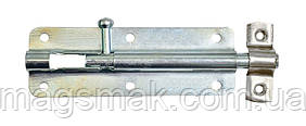 """Шпингалет """"Silver"""", 3 шт. 100 мм, d 9,5 мм"""