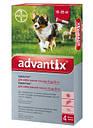 Капли на холку Адвантикс для собак от 10 до 25 кг, фото 2