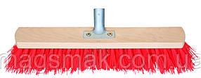 Щетка синтетическая для тротуарной плитки 500 мм
