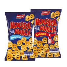 Чипсы Lorenz Monster Munch в ассортименте 75 г