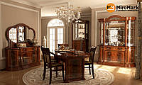 Столовая мебель Чикаго / Chicago MiroMark перо орех