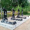 Литые памятники (высококачественного бетона)