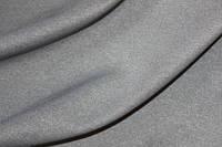 Ткань дайвинг серый меланж
