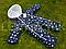 """Комбинезон детский на синтепоне с закрывающимися рукавами и штанинами, 68-74 р-р., (на махре) """"Звездочка, фото 2"""