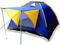 Палатка Tramp 2-местная (190х140х105 см)