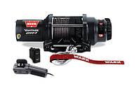 Лебедка электрическая для квадроциклов и UTV Warn Vantage 4000-s 12V