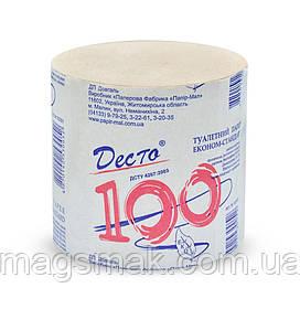 Бумага туалетная (8 шт), Украина h 100 x d 100 мм (+/-5%)
