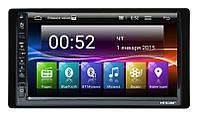 Штатная магнитола Hyundai Santa Fe 2006-2012 android 7.0 (MK-1010) INCar