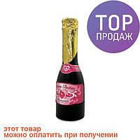 Хлопушка Бутылка Шампанского 15 см / товары для вечеринки