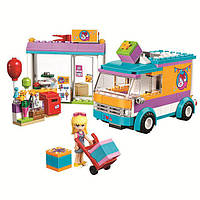"Конструктор LELE The girl 37041 ""Служба доставки подарков"" (аналог LEGO Friends) 187 дет. (Френдс, подружки)"