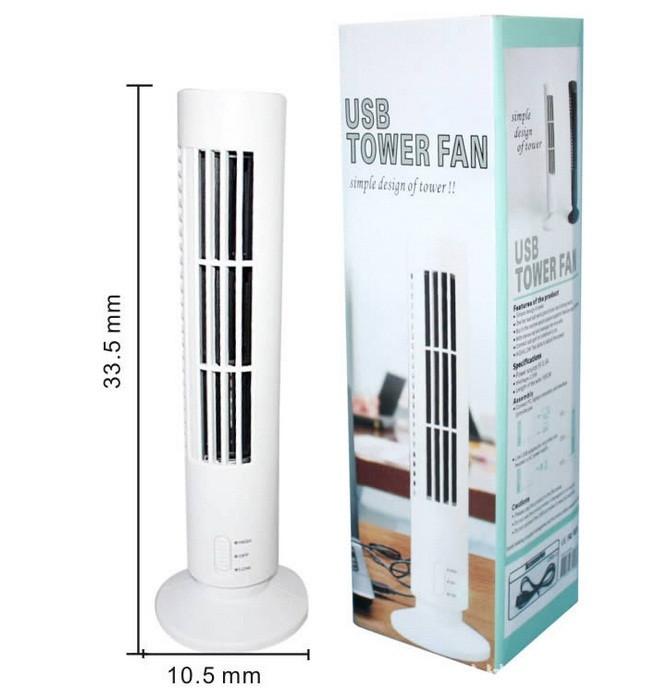 Вентилятор настольный USB Tower Fan