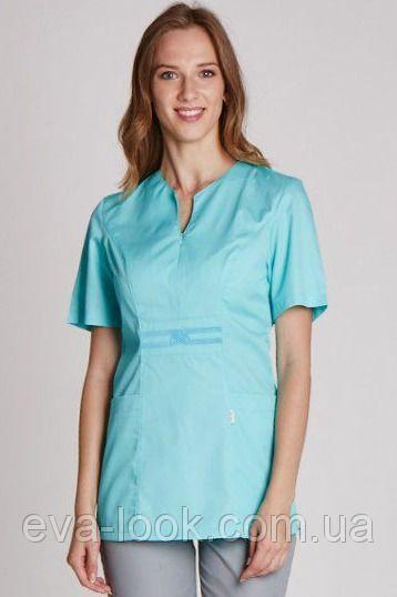 Медицинские женские куртки