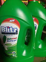 Универсальный гель для стирки Blitz, 4 л, 88 стирок