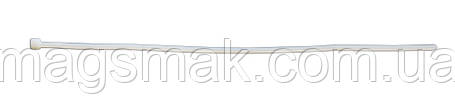 Ремешки затяжные 7.2х350 мм, черные, 25 шт., фото 2