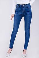 Стильные узкие джинсы со средней посадкой