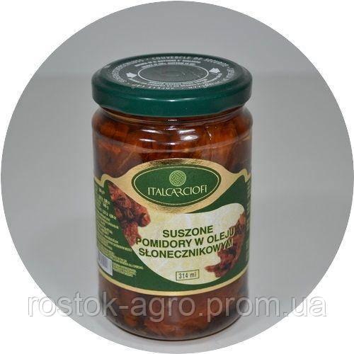 вяленые помидоры томаты в подсолнечном масле