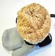 Детские трикотажные варежки унисекс  - длина 13 см, фото 5