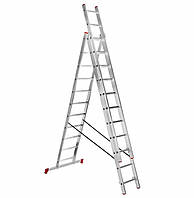 Лестница КРОК 3-х секц. розкл.  3х12