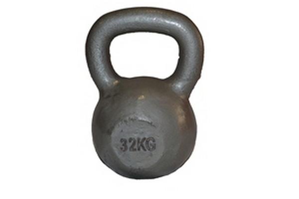 Гиря чугунная литая 32 кг.