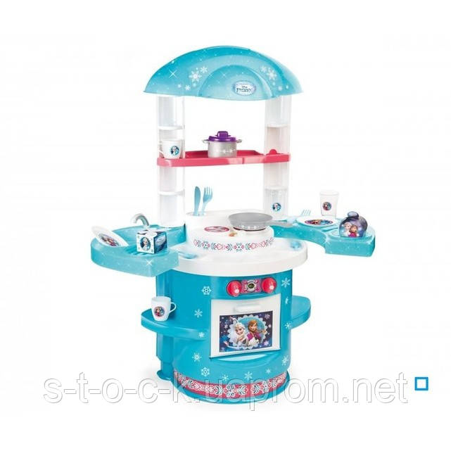 Детская кухня для девочек Frozen Smoby 310706