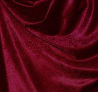 Ткань для штор блэкаут СОФТ Бордо (двухсторонняя)