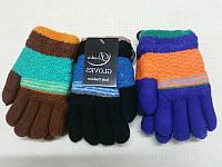 M Детские перчатки зимние мех