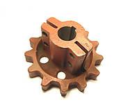 Ведуща звездочка ø35 (обжимна) для картофлекопалки Z-609