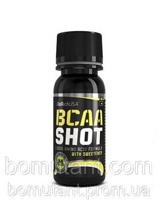 BCAA Shot zero carb 60 ml lime BioTech