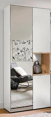 Шкаф H1V3D (с зеркалом) Прихожая  Арте / Arte