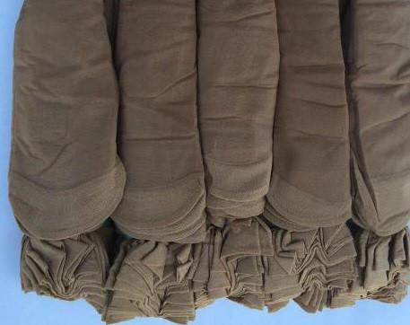 Капроновый носок  30 Den Лайкра Бежевые