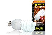 Лампа Reptile UVB150 (Repti Glo 10.0 Compact), 25вт
