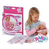 Каша для кукол Беби Бон (Baby Born) 12 пакетиков, фото 1