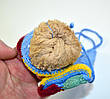 Детские трикотажные варежки унисекс  - длина 14 см, фото 4