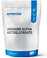Arginine Alpha Ketoglutarate MyProtein, 250 грамм