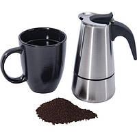 Кофеварка Espresso-maker высокого качества. Удобная и практичная кофеварка. Купить онлайн. Код: КДН2241