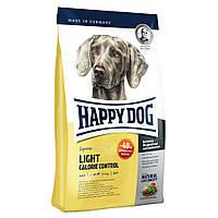 Happy Dog Light Calorie Control (Контроль веса) 12,5кг - диетический корм для взрослых собак весом от 11 кг