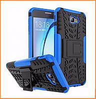 Чехол Dual Armor для Samsung Galaxy J5 Prime SM-G570 Blue / Black